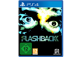 Flashback 25th Anniversary - PlayStation 4