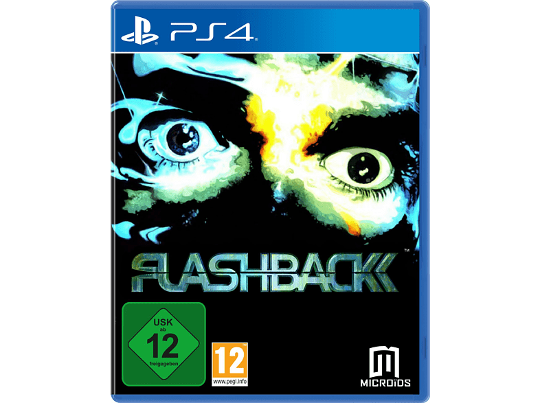 Flashback 25th Anniversary [PlayStation 4]