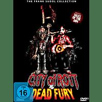 City Of Rott / Dead Fury [DVD]