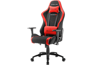 SHARKOON Gaming Seat Skiller SGS2 Black/ Red