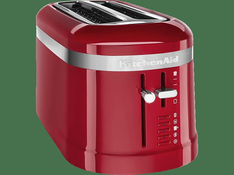 KITCHENAID 5KMT5115EER Classic Collection Toaster Empire Rot 1500 Watt, Schlitze 2