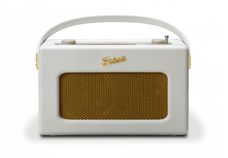 ROBERTS iStream 3 - Digitalradio (DAB+, FM, Internet radio, Weiss)