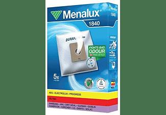 Bolsas para aspirador - Menalux 1840, 5 unidades, Con un filtro