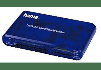Lector tarjetas - Hama 055348 30 en 1