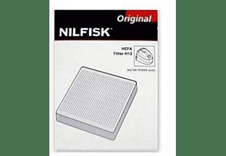 Filtro Hepa - Nilfisk 1470432500 HEPA-H 12, Compatible con la serie Power