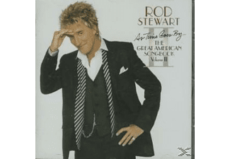 Rod Stewart - As Time Goes By: The Great American Songbook, Vol. 2 - CD