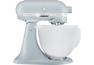 KITCHENAID 5KSM180RCEMB Artisan Limited Edition Heritage Küchenmaschine Misty Blue (300 Watt)