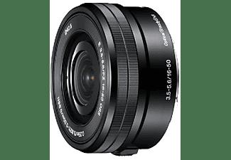 Objetivo EVIL - Sony E PZ 16-50mm f/3.5-5.6 OSS