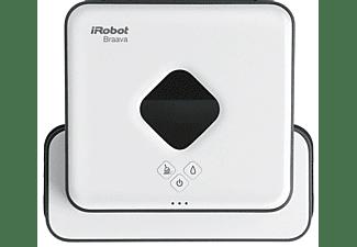 Robot aspirador - iRobot Braava 390t Robot friegasuelos Grandes espacios Navegación inteligente