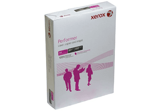 Papel Din A4 - XeroxPerformer 80 A4 White Paper, 500 Folios, 80  Gramos, Blanco
