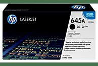 Tóner - HP 645A LaserJet, Negro, C9730A
