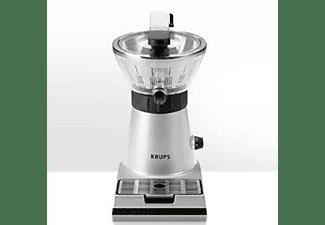 Exprimidor - Krups ZX7000, Con tapa, Boquilla, 130 W, Inox