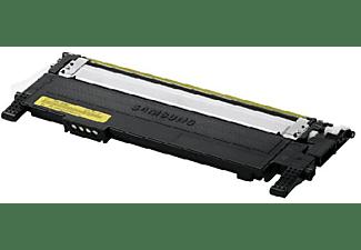 Tóner - Samsung CLT-Y406S, amarillo e imprime hasta 1000 páginas