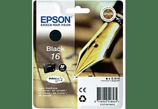 Cartucho de Tinta - Epson 16 - Cartucho de impresión - 1 x negro - 175 páginas