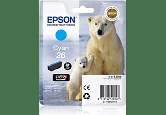 Cartucho de tinta - Epson 26 Cian
