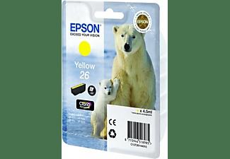 Cartucho de tinta - Epson 26 Amarillo