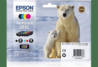 Cartuchos de tinta - Multipack Epson 26XL