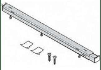 Accesorio de unión - Balay KSZ36AW10 Blanco, Para frigoríficos y congeladores 1 puerta