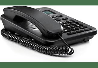 Teléfono - Motorola CT202 Negro con Manos libres y 24 tonos de llamada