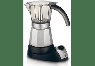 Cafetera de goteo - De Longhi MKM 6 ALICIA Hasta 6 tazas, Tapa transparente, Mantenimiento de la