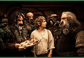 El Hobbit: Un Viaje Inesperado - Edición Extendida - Bluray