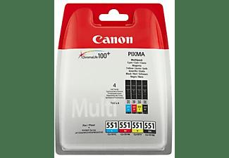 Cartuchos - Canon Multipack CLI-551