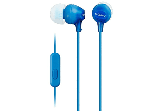 Sony auriculares Micrófono Mdr ex110apr rojo | Compra online