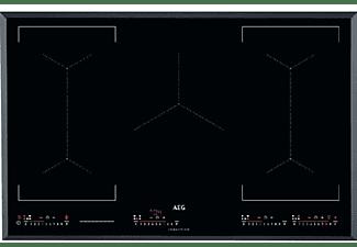 Encimera - AEG IKE85651FB, Eléctrica, Inducción, 5 zonas, 24 cm