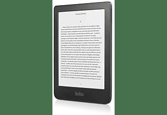 "eReader - Kobo Clara HD, 6"", 8 GB, Para eBook, 300ppp, ComfortLight PRO, Negro"