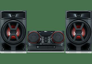 Microcadena - LG CK43, 300 W, Bluetooth, Auto DJ, CD, USB