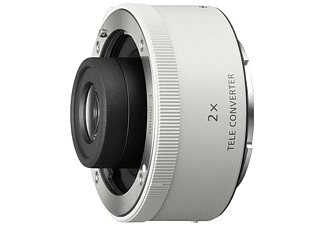 Teleconverter - Sony SEL20TC 2x, Blanco