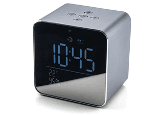 Altavoz inalámbrico - Daewoo DBT-305, 5 W, Bluetooth, Micro SD, USB, Manos Libres, Gris