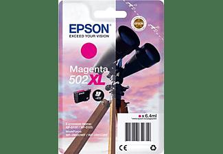 Cartucho de tinta - Epson 502XL, 6.4ml, 470páginas, Magenta