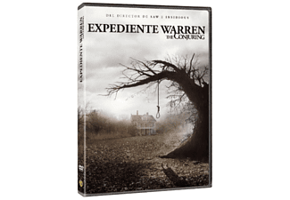 Expediente Warren: The Conjuring - DVD