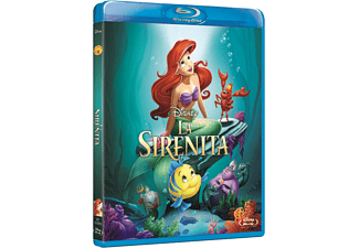 La Sirenita - Blu-ray