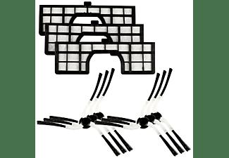 Accesorio robot aspirador - Menalux MRK 02 Filtros y cepillos laterales para gama Samsung NaviBot