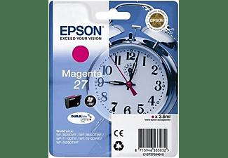 Cartucho de tinta - Epson C13T27034020 27, Magenta (RF)