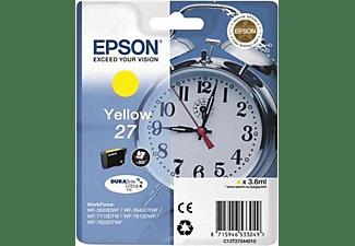 Cartucho de tinta - Epson C13T27044020 27, Amarillo (RF)