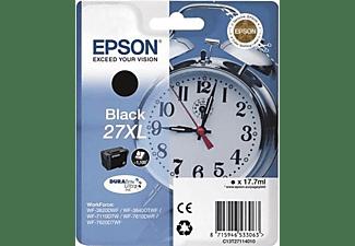 Cartucho de tinta - EPSON C13T27114020 27XL NEGRO (RF)