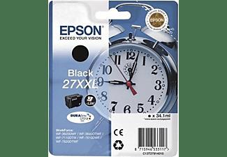 Cartucho de tinta - Epson C13T27914020 27XXL, Negro