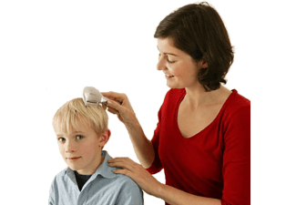 Peine eléctrico anti-piojos - Medisana LCS Apto también para mascotas, Incluye cepillo