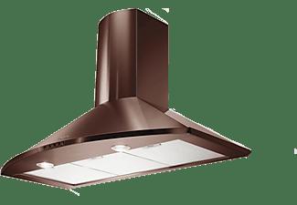 Campana - Mepamsa Tender H 60, Decorativa, 60cm, 620 m³/h, 800 W, Clase C, Cobre