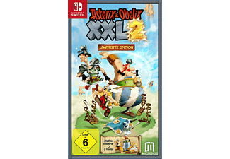 Asterix & Obelix XXL2 - Limited Edition - Nintendo Switch