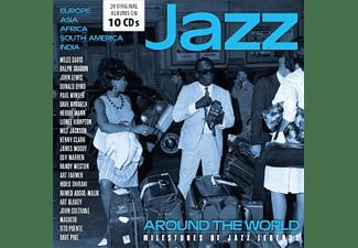 VARIOUS - Jazz Around The World  - (CD)