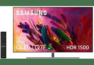 "TV QLED 75"" - Samsung 75Q7FN 2018 4K UHD, HDR 1500, Smart TV, Quantum Dot"