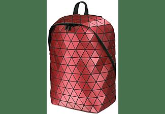 "Mochila para portátil de hasta 16"" - Evitta Prism Backpack, Rojo"