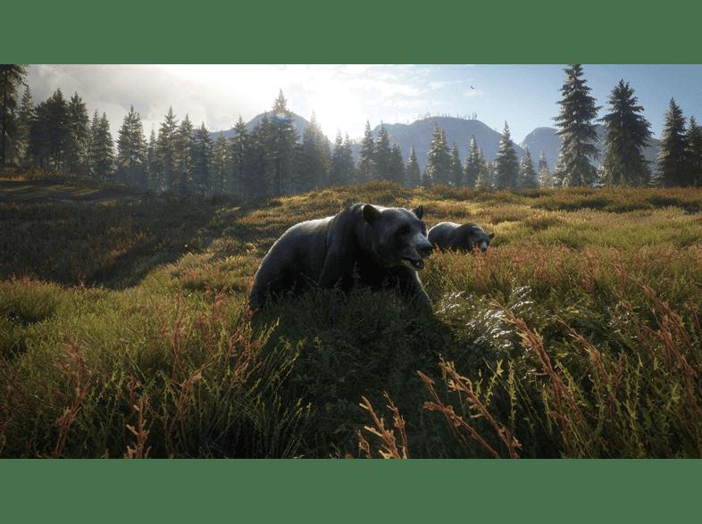 The Hunter Call Of The Wild 2019 Edition Playstation 4 Spel Kop Pa Mediamarkt Se
