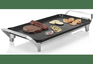 Plancha de asar - Princess 103100 Table Chef Premium, 2000W, 23x43, Antiadherente