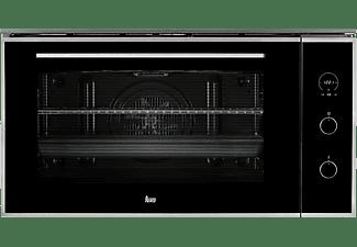 Horno multifunción - Teka HLF940, 9 funciones, Acero inoxidable antihuella, Inox, Negro