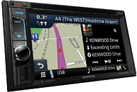 Autorradio - Kenwood DNX-451RVS, 6.2 VGA Táctil, GPS, DVD, 4 x 50 W, Bluetooth, CD, USB, Radio,